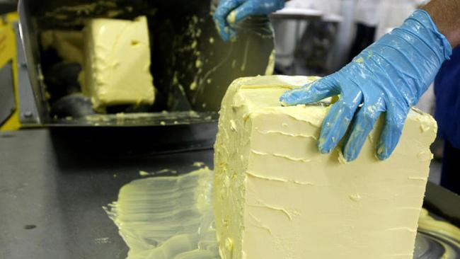 монтаж промышленной вентиляции на происзводстве по изготовлению и фасовке сливочного масла